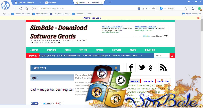Download UC Browser Untuk PC Terbaru Full Version