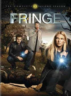 Fringe (2009) Season 2 Complete
