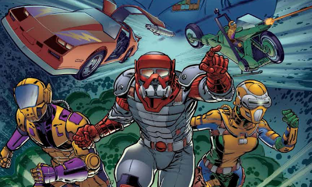 M.A.S.K. #6 Now Available in Comic Shops and Digital Download