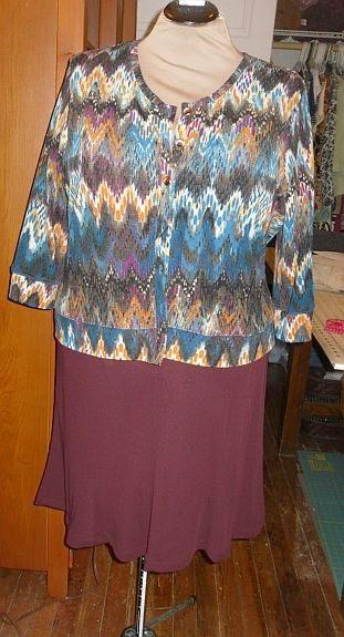 Simplicy 1697 Skirt Original Blog Post Here