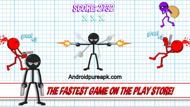 Gun Fu Stickman 2 Apk Download Mod+HACK