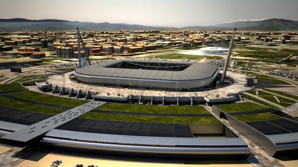 Juventus Stadium de Turin