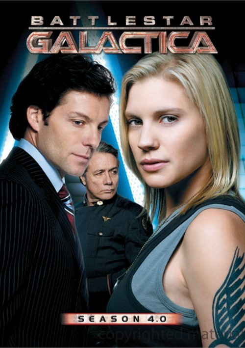 Battlestar Galactica 2008: Season 4 - Full (21/21)