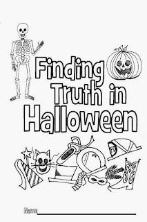 Look to Him and be Radiant: Finding Truth in Halloween