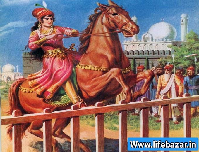 चांदबीबी का इतिहास । Chand bibi history in hindi