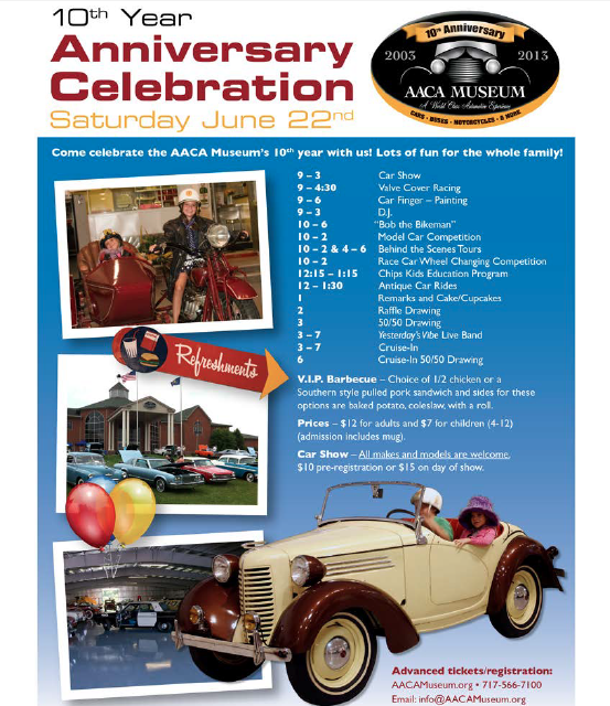 Ask Away...: Antique Automobile Club Of America In Hershey