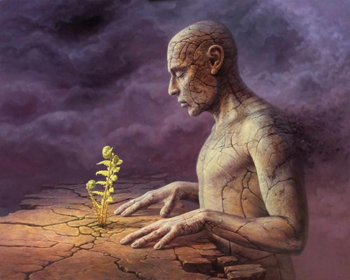 Природа человека и тайны Вселенной. Tomasz Alen Kopera