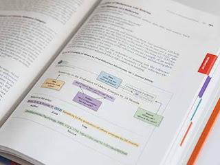 ejemplo dE interior del manual de la séptima edición de norMas apa en PDF
