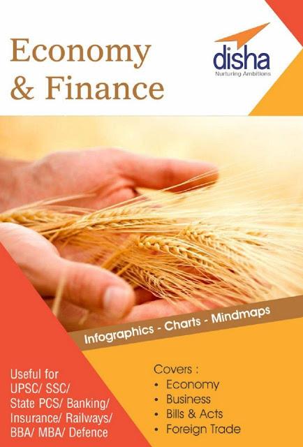 Disha Economy & Finance : for all Competitive Exams PDF