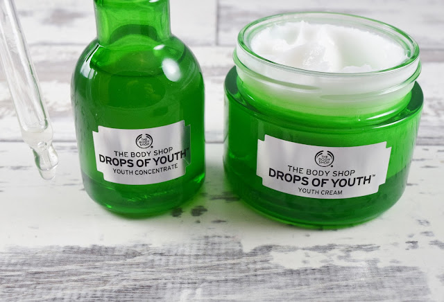 The Body Shop Drops of Youth Skincare