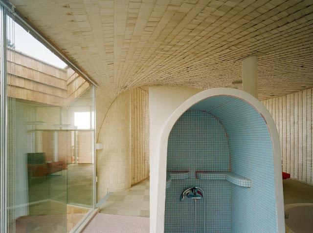 ห้องน้ำกระเบื้องโมเสค