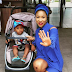 Tonto Dikeh shares beautiful photo of herself and son