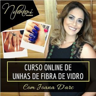 Curso de UNHAS DE FIBRA DE VIDRO PASSO A PASSO