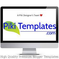 SEO Responsive Fast Loading Blogger Templates [pikitemplates]