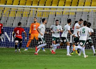 هدف فوز المصري البورسعيدي علي طلائع الجيش (1-0) الدوري المصري