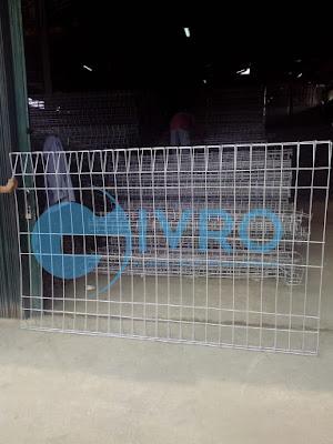 Pabrik Pusat Pagar BRC | Jual Pagar BRC Berkualitas se-Indonesia