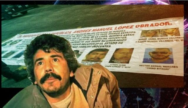 """Avisando al Presidente sobre """"El Chino Bitachi """" En Narcomanta días después fue ejecutado"""