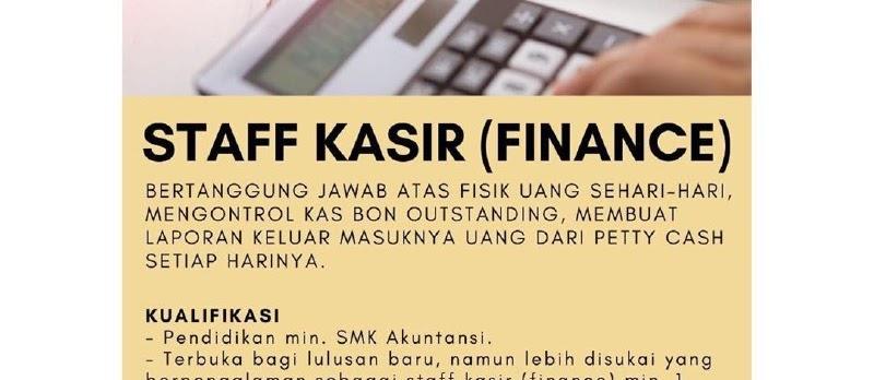 Loker Jakarta Terbaru Staff Kasir Mayora Group Desember 2019 Pergi Kerja