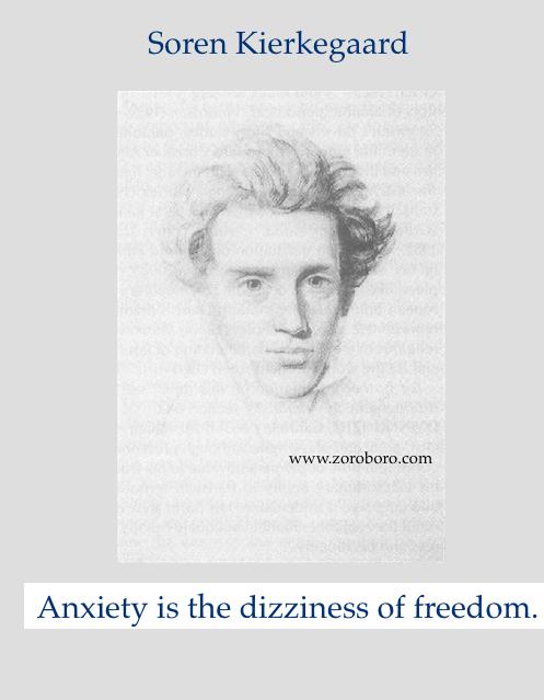 Soren Kierkegaard Quotes. Life, Love, Passion Quotes. Soren Kierkegaard Philosophy. Oneliner Words Status,inspirational quotes,motivaitonal quotes,images