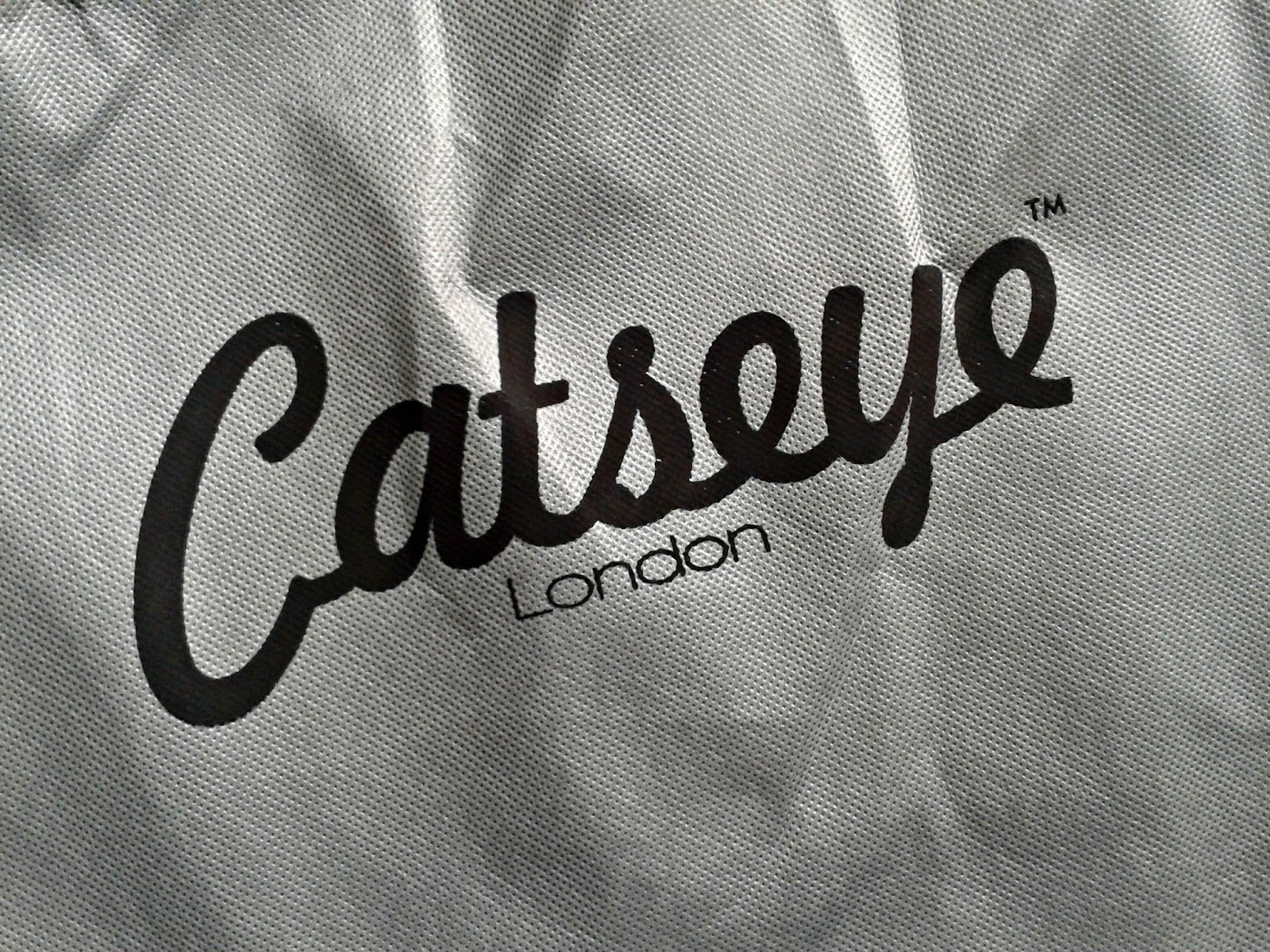 Catseye London Frog Prince Wash Bag Beauty Review Fairytale Collection Dustbag
