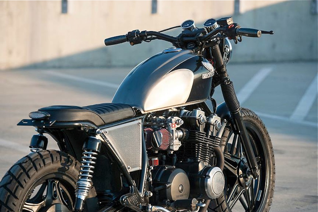 Honda CB750 DOHC by Redeemed Cycles Motorcycle Cb750