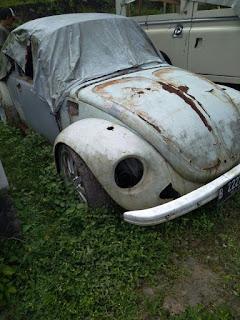 Dijual Bahan VW Kodok Harga Murah