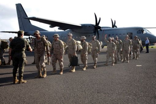 España profundiza en la lucha contra el Daesh