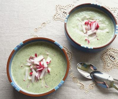 Cream of Radish Soup