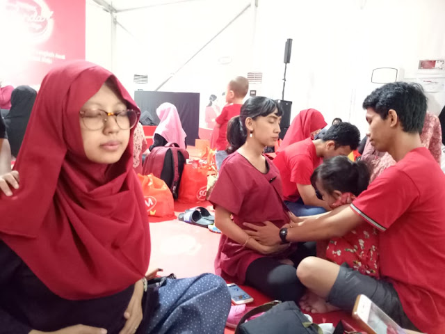 Festival Bunda Generasi Maju, Susu SGM Bunda, Ibu Hamil, Janin, Generasi Maju, Sehat, Bayi, Kids