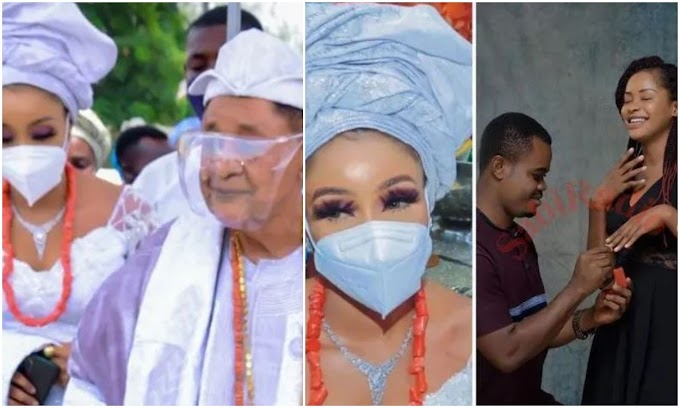 Alaafin of Oyo's 'new wife', Chioma opens up about dumping her igbo husband for Alaafin