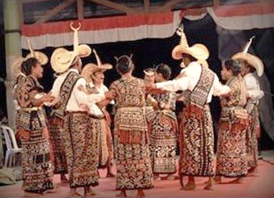 Tari Kebalai Tarian Daerah Rote Ndao Nusa Tenggara Timur