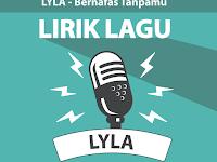 Lirik Lagu Bernafas Tanpamu - Lyla