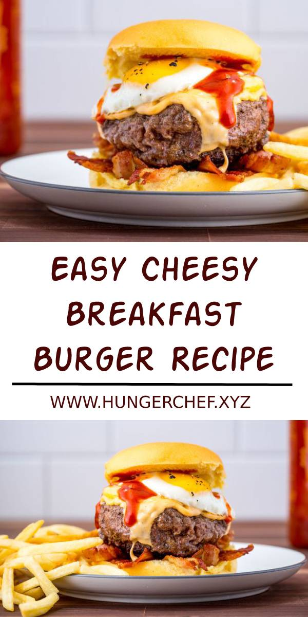 Easy Cheesy Breakfast Burger Recipe | Breakfast Recipes Healthy, Breakfast Recipes Easy, Breakfast Recipes For Family, Breakfast Recipes Hamburger, Breakfast Recipes For Busy Moms, Breakfast Recipes For Kids, Breakfast Recipes Eggs, Breakfast Recipes With Ground Beef, Breakfast Recipes Burgers, #burgers #burgersrecipe #breakfast #cheesy #bestrecipe #breakfastrecipe #hamburger #easybreakfast #burger #easyrecipe #recipeoftheday