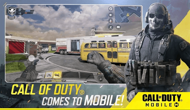 Call Of Duty Available To Download For iOS and Android