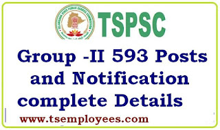 TSPSC Group II Posts 1027 Jobs by Direct Recruitment
