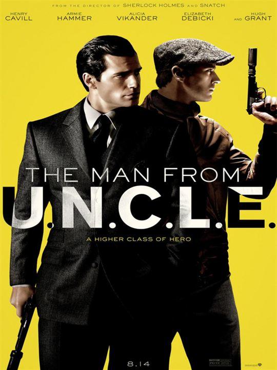 O homem da U.N.C.L.E | Netflix