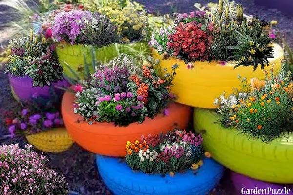 Diseño Garden Puzzle