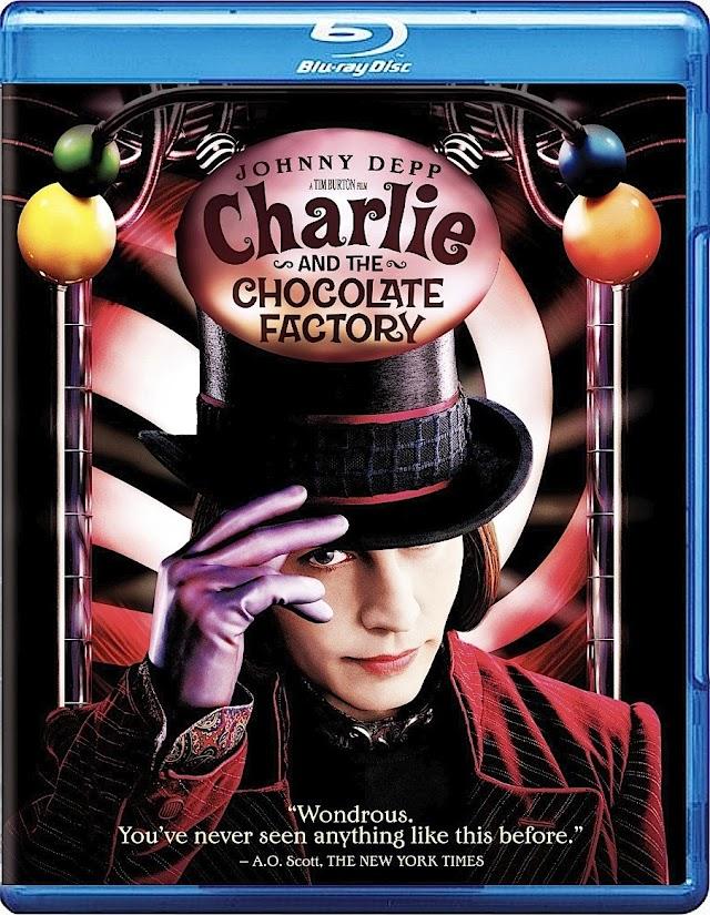 Charlie And The Chocolate Factory 2005 x264 720p Esub BluRay Dual Audio English Hindi GOPI SAHI