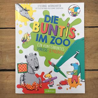 Besondere Malbücher - Beschäftigungsideen für Kinder