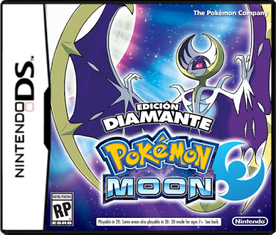 Pokemon Moon Diamond NDS ROM Download