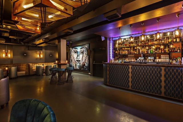 Dirty Martini Hanover Square Martini Lounge