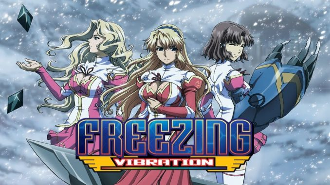 Freezing Vibration  BATCH Subtitle Indonesia