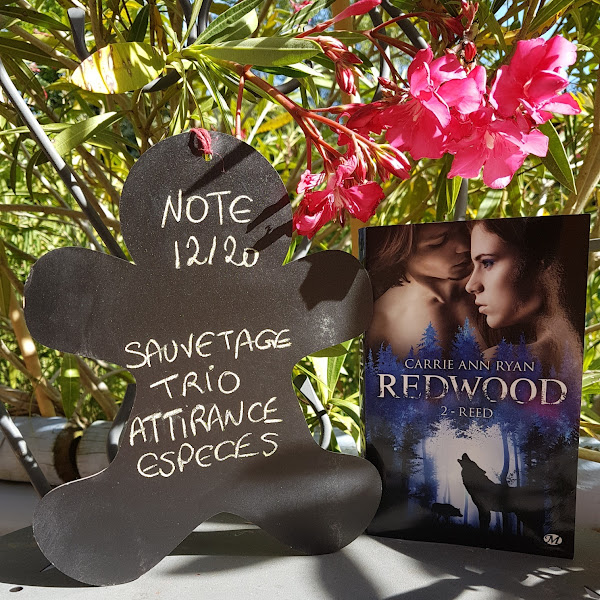 Redwood, tome 2 : Reed de Carrie Ann Ryan