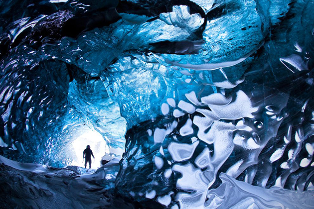Space Black holes of the Earth: the deepest caves in the world