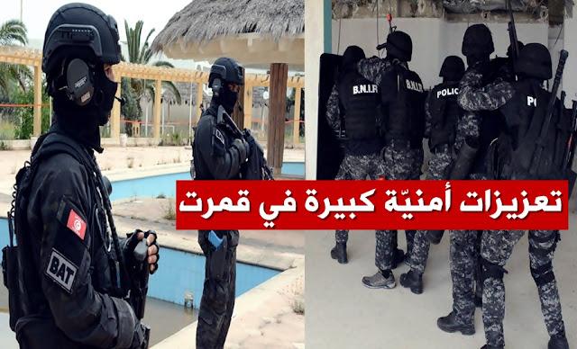 Renforcement des mesures sécuritaires à Gammarth: Le ministère de l'Intérieur explique