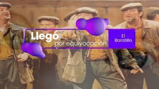 """Pasodoble con LETRA """"Llegó por equivocación"""". Comparsa """"EL Baratillo"""" (1998)"""