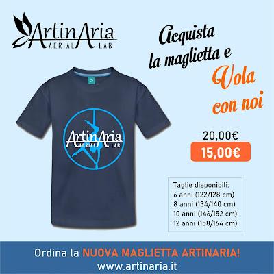 T-SHIRT ARTINARIA 2020 PERGINE