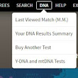 Transfer AncestryDNA Ownership