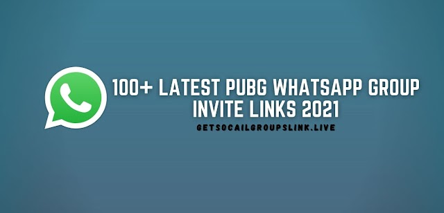 WhatsApp Group about  PUBG   100+ PUBG WhatsApp Group  Invite Links all Over the World