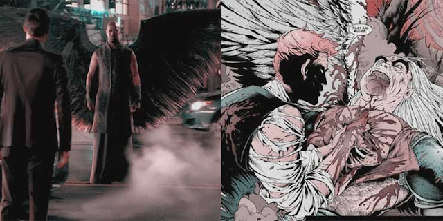 Lucifer: 5 Things That Make Sense Only If You Read The Comics